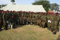 brig-md-ssentongo-wsacco-board-chairmancentre-pose-for-a-group-photo-with-sfc-members-during-mobilisation-exercise-in-entebbe