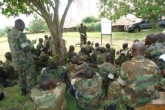 wsacco pro capt charles kabona sensitizing members in bundibugyo 2013 2