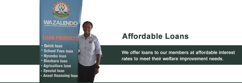 Wsacco Wazalendo Savings And Credit Cooperative Society Limited